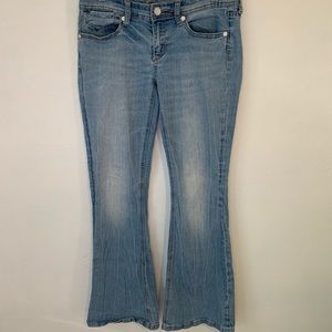 Seven7 Flare Cut Jeans Size 8